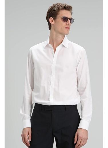 Lufian Gömlek Beyaz
